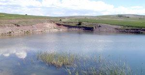 Barragem com 3000 anos está de novo em funcionamento