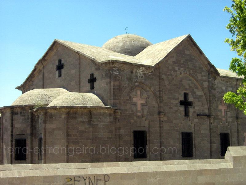 Derinkuyu Kilisesi
