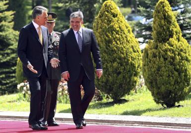 Adesão da Turquia à União Europeia debatida na Turquia com Cavaco Silva