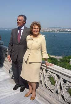 Istambul: Uma antiga paixão de Cavaco Silva