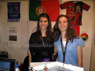 Mariana Fabião e Sofia Topa