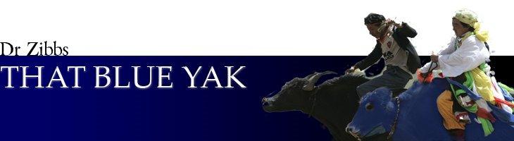 That Blue Yak