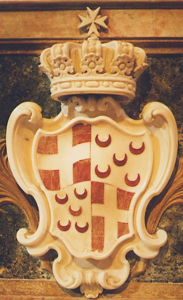 Armas do Grão-mestre D.Manuel Pinto