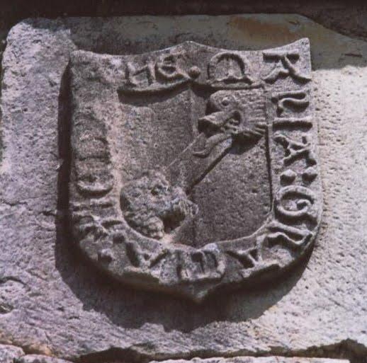 Heráldica dos Freire de Andrade, da Galiza