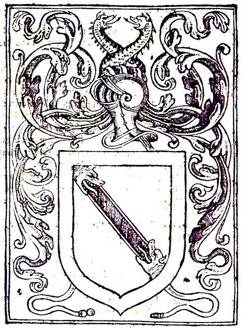 Armas dos Freire de Andrade