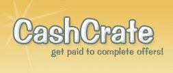 CashCrate Logo