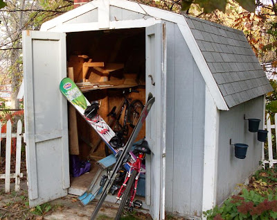 this tool shed needs organizing! jcb 2008