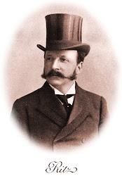 Cesar Ritz - 1850/1918