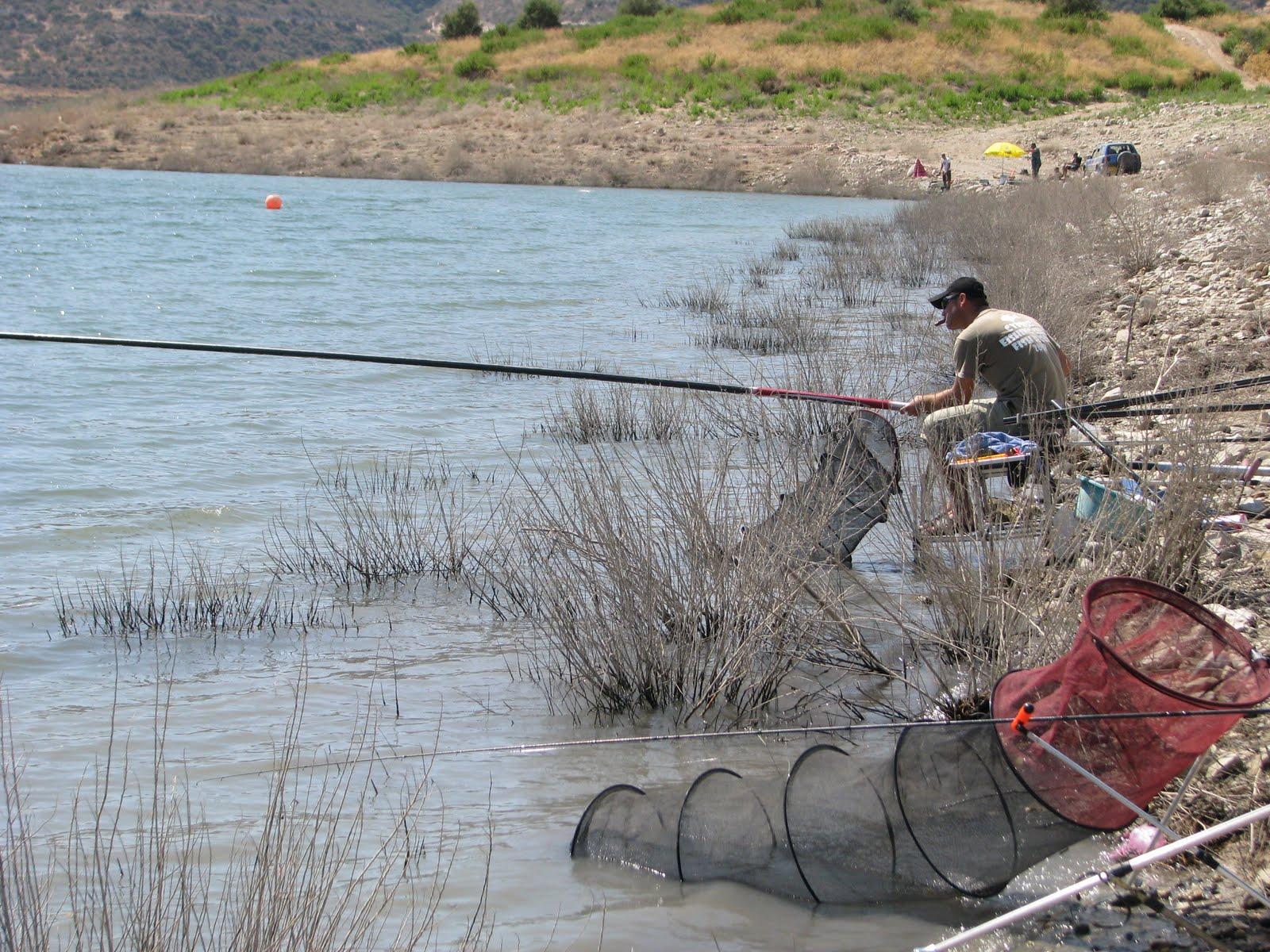 рыбалка на кипре в лимассоле