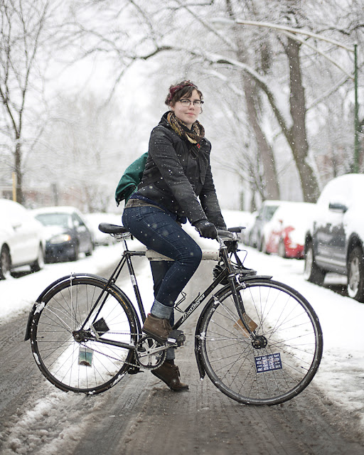 Winter Bike Touring Clothes