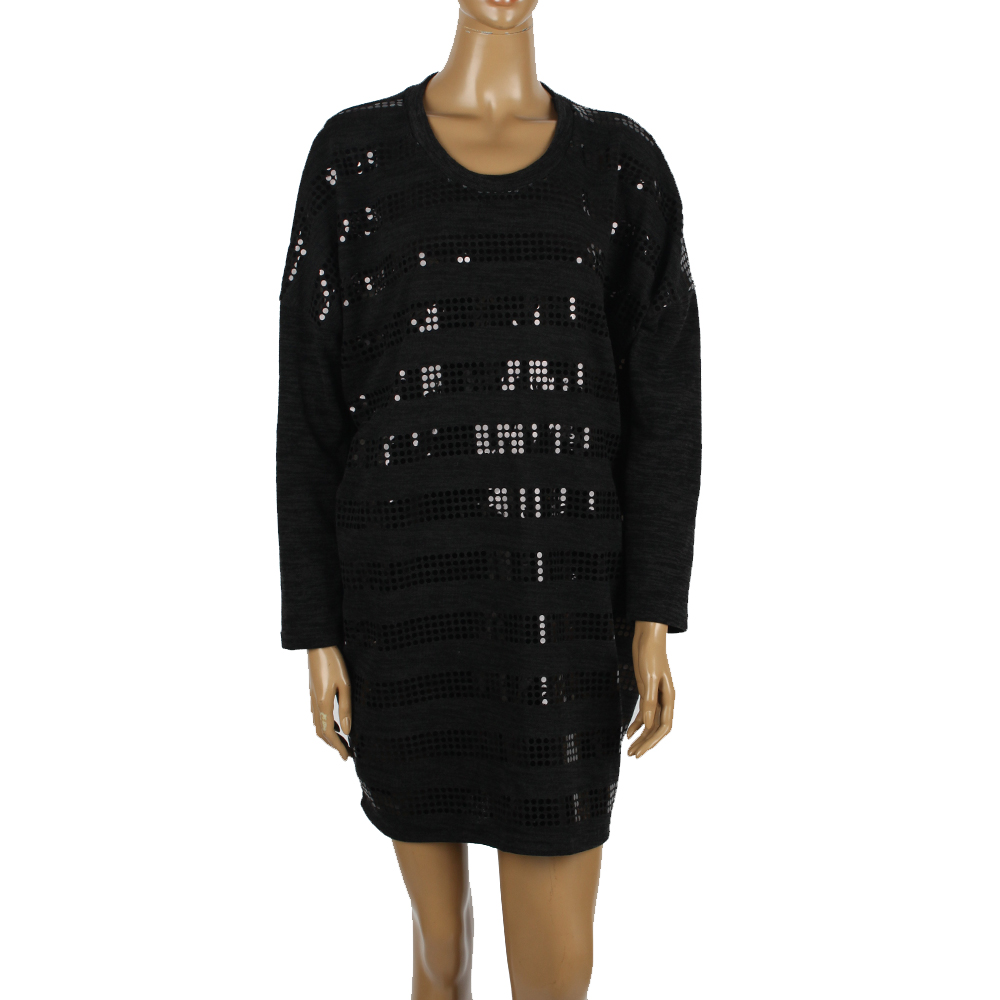 Save on Black Long Sleeve Dresses for Women. Women Casual Long Sleeve Maxi Dress Lady V Neck Split Loose Blouse Shirt Dresses. $ NWT Free People Bonjour Embroidered Long Sleeve Black Mini Dress XS Retail $ $ Free shipping. Free People Mock Neck Lace Dress Black .