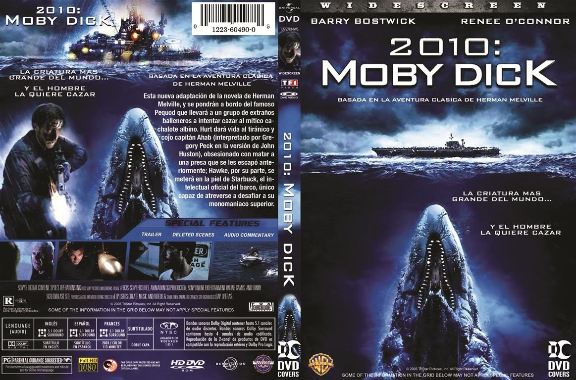 2010: Moby Dick movies in France