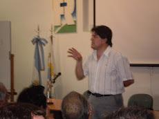 Juan Ramiro habló de Coperativismo