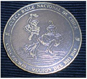 Medalla del Congreso Iberoamericano de Apicultura 2008