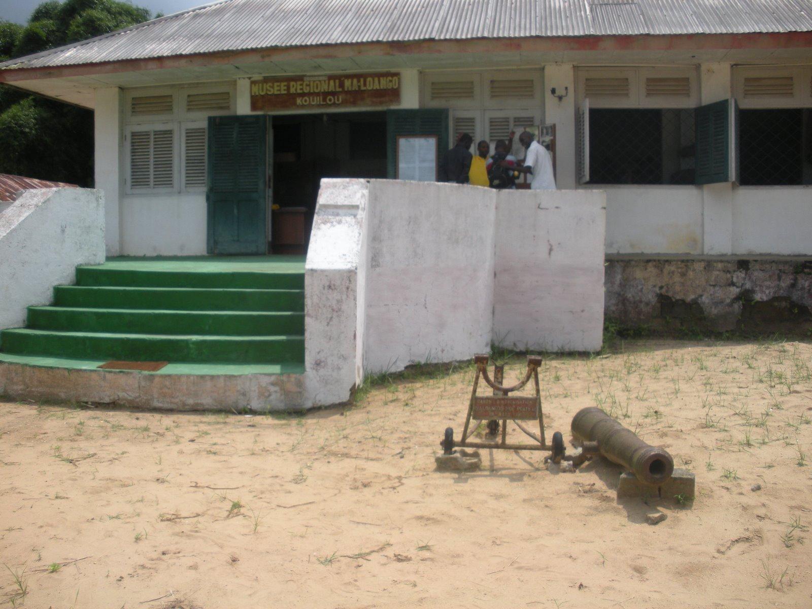 Diosso – Le musée Mâ Loango et son conservateur