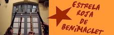 Estrela roja, de Benimaclet