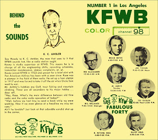 KFWB Fab Forty - February 21, 1959 (Covers)