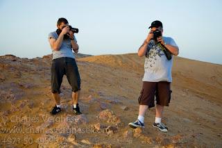 Shooting A Shooter! - Erik & Zack