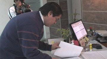 Victor Hugo Perez abogado de Oriente