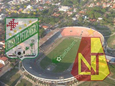 Oriente Petrolero vs Deportes Tolima