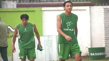 Gabriel Aguilar - Mauricio Saucedo - Oriente Petrolero