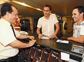 Club Oriente Petrolero - Michael Etulaín - Danilo Peinado - Oriente Petrolero