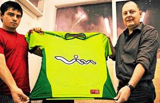 Club Oriente Petrolero - Nueva Camiseta 2011 - Oriente Petrolero