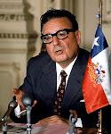 SALVADOR ALLENDE 11 de septiembre de 1973.