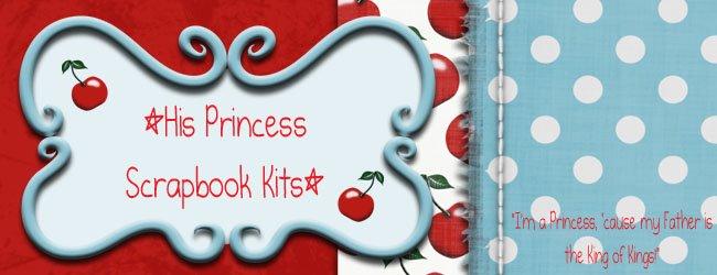 His Princess Scrapbook Kits