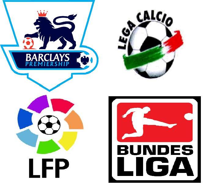 Soccer League Logos