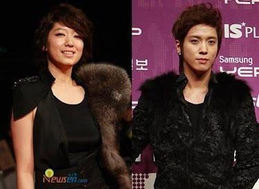 Jung Yong Hwa & Park Shin Ye