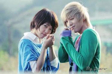 Lee Hong Ki & & Park Shin Ye