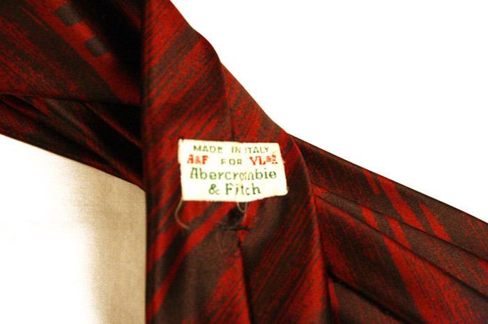 A&F tie