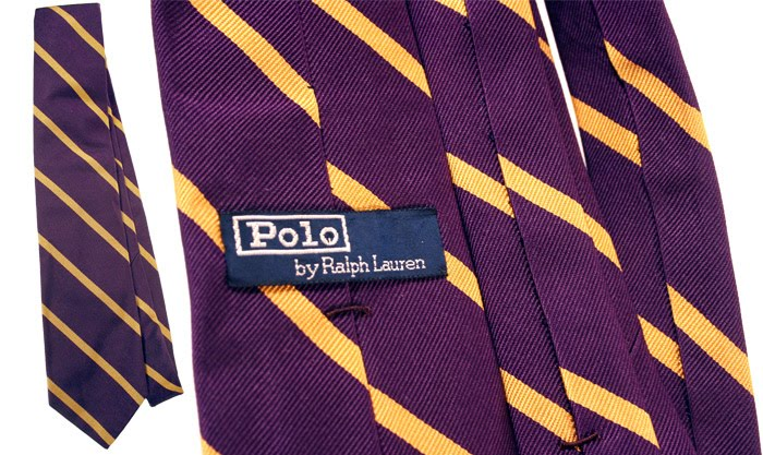 Polo repp purple yellow