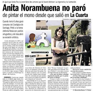 Copyright (C): Anita en La Cuarta