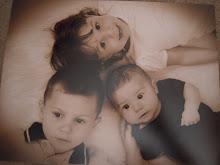 Josh, Jade and Ben