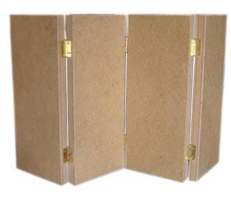 Biombo personalizado decoracion y manualidades - Biombos de madera ...