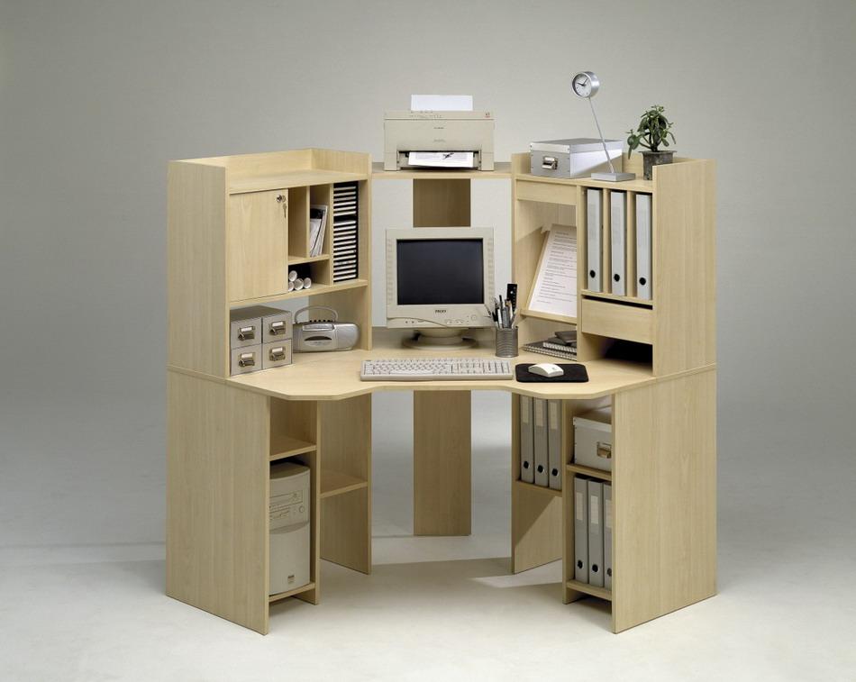 Como elegir muebles rinconeras ii decoracion y manualidades - Como hacer una mesa de ordenador ...
