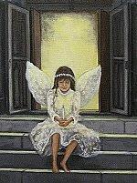 Kiitos Hallattarelle, Leijonaiselle ja savisudille tästä pikku enkelistä