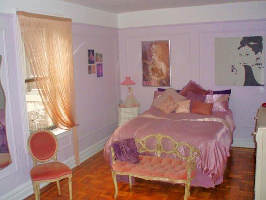 Darian Darling's boudoir