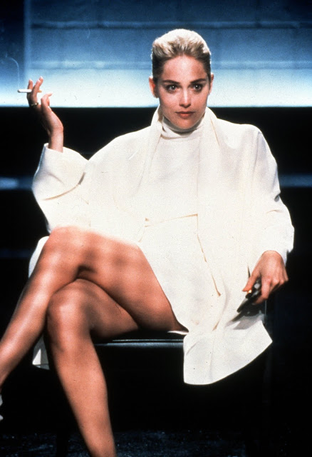 Lil U0026 39  Blonde Darling  Sharon Stone In Basic Instinct