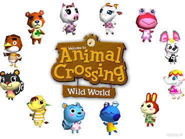 #11 Animal Crossing Wallpaper