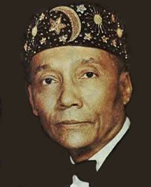The Honorable Elijah Muhammad