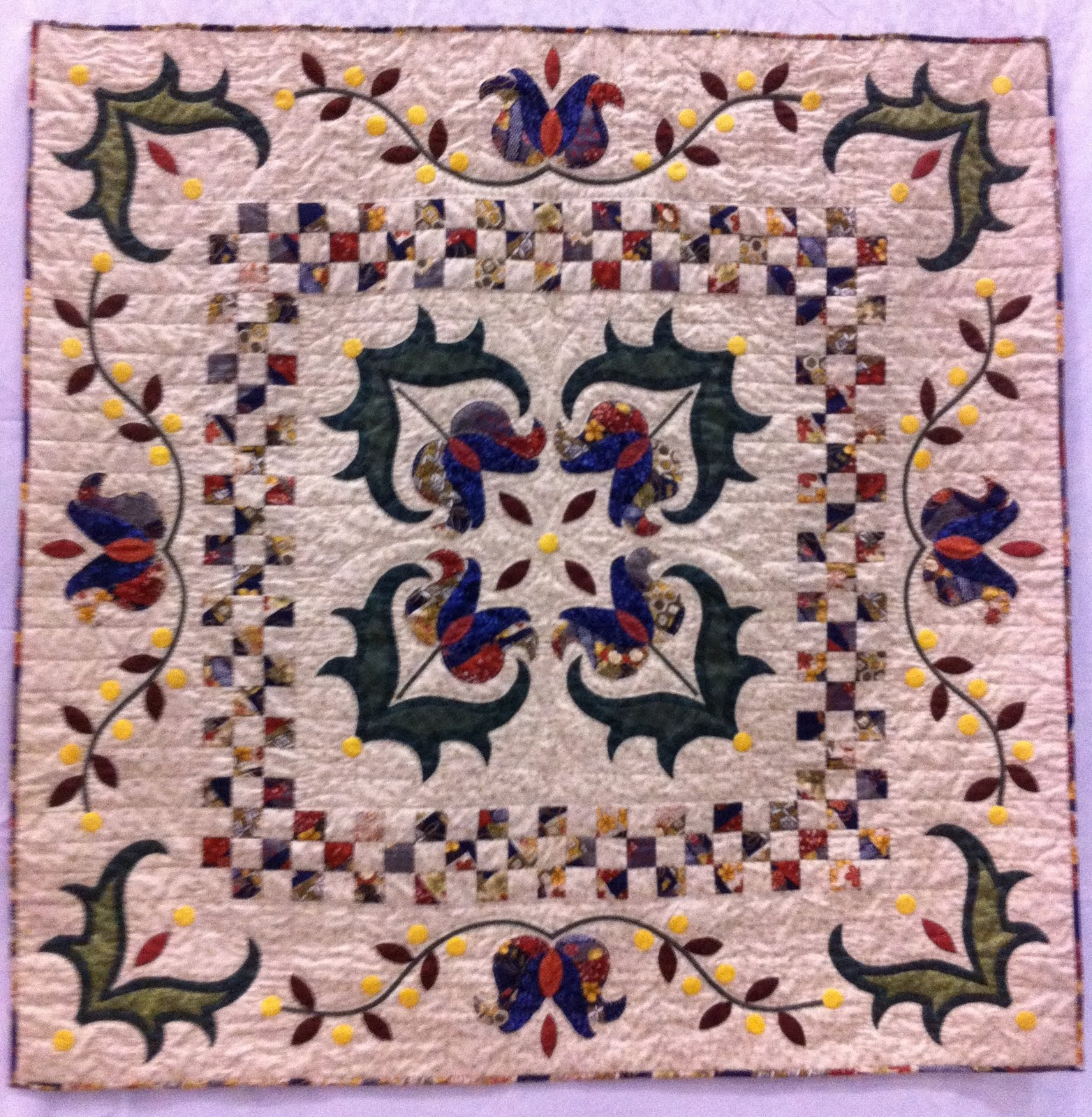 Wedding Star Magazine 2018: Sew Many Quilts: Block Party Quilters Quilt Show