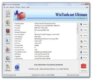 Quick File: WinTools.net Ultimate Edition 10.7.1 (Proper)