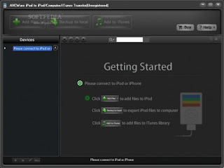 Quick File: AVCWare iPod to iPod Computer iTunes Transfer v2.1.43.0716