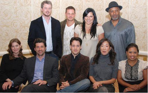 Grey\'s Anatomy TV Show: 2009