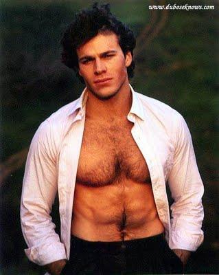 Jon-Erik Hexum. Actor/Male Model. Nov. 5, 1957-Oct. 18, 1984. (Age 26)