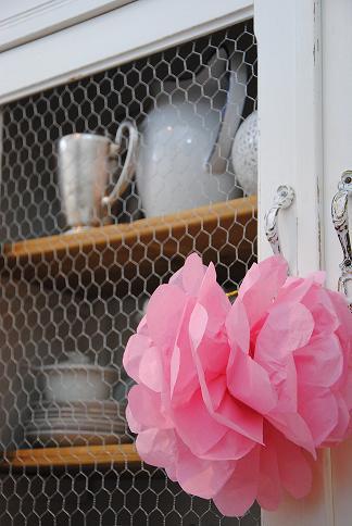 Shabby soul roses in my home - Petali finti ikea ...