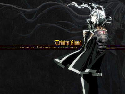 anime blood wallpaper. Trinity Blood Wallpaper